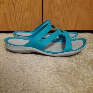 Womens Crocs Sandals